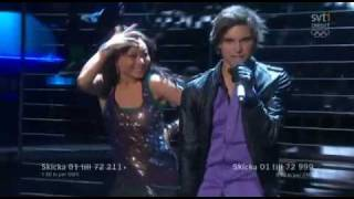 Eric Saade - Manboy (LIVE Melodifestivalen) *HQ* thumbnail