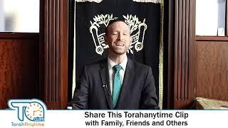 From Darkenss to Light - R. Tzvi Sytner - TorahAnytime.com