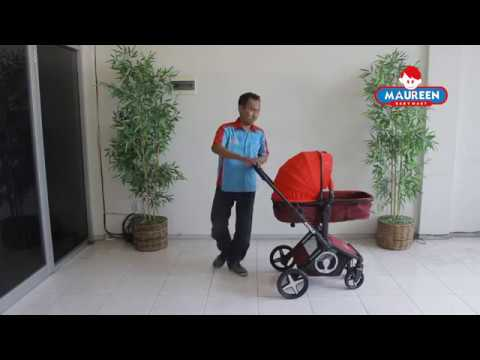 cara-melipat-dan-membuka-stroller-babyelle-avenue-s390