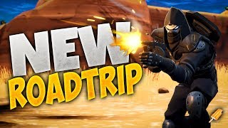 New Ravage Skin Sucks! Port-A-Rift! Road Trip Skin Unlocked! - Fortnite Battle Royale