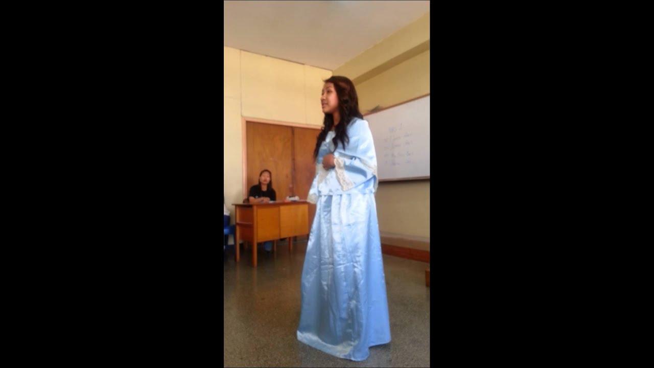 monologue maria clara youtube
