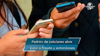 Expertos alertan que proyecto fomentará mercado negro de tarjetas SIM y llamadas por internet para que delincuentes eludan dar datos; se violan derechos humanos, opinan