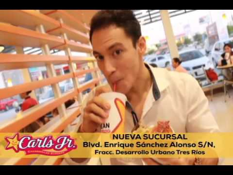 Carl's Jr. Sanchez Alonso (TV Azteca CUL) from YouTube · Duration:  3 minutes 2 seconds