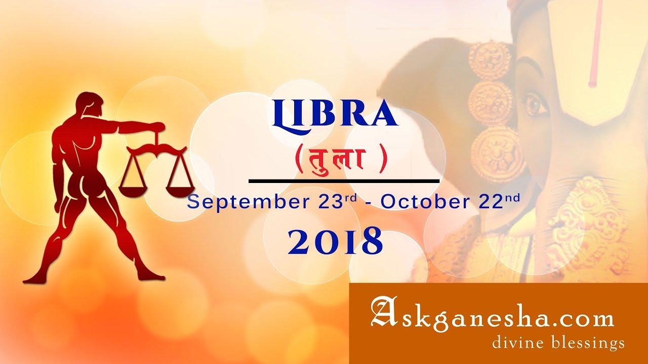 libra daily horoscope askganesha