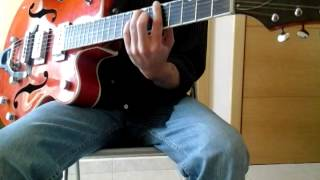Stray Cats - Bring It Back Again (Guitar Lesson)