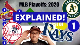 2020 MLB Playoffs EXPLAINED! Winners and Losers!