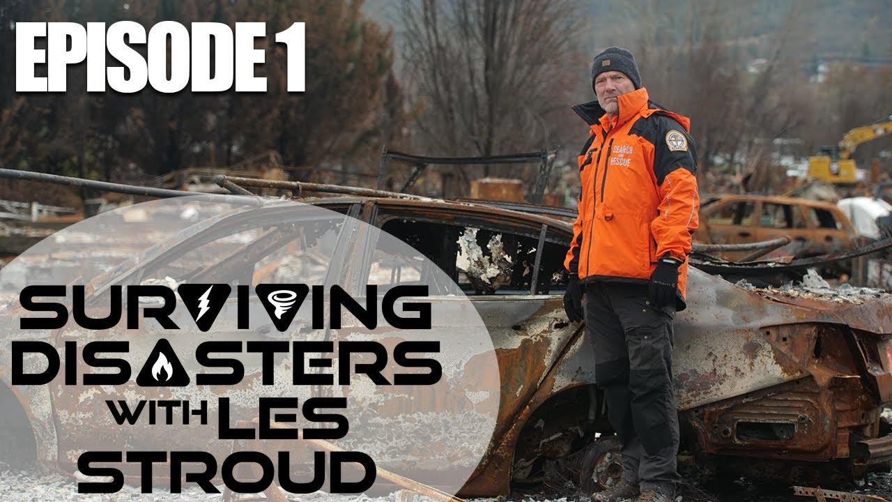 Download Survivorman   Surviving Disasters   Episode 1   Les Stroud
