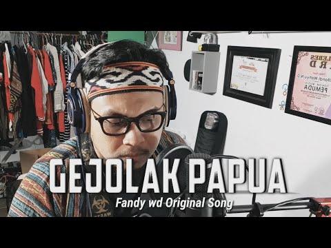 Gejolak Papua ; JOKOWI : Lebih Baik Meminta Maaf // Fandy wd Original Song 2019