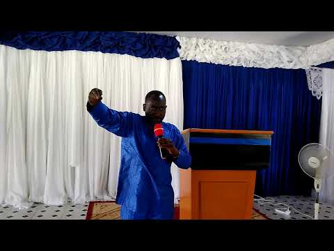 "Ibada ya SHUKRANI by Rev. MUABUZI YP aka ""Justus Christus"""