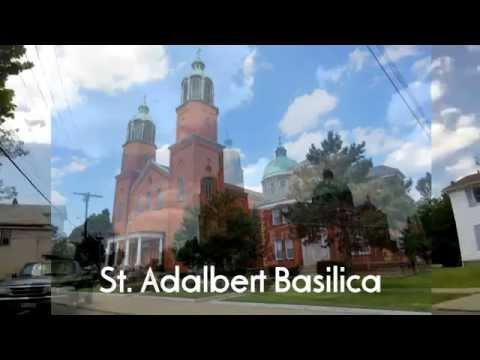 Seven Polish Churches: Buffalo East Side