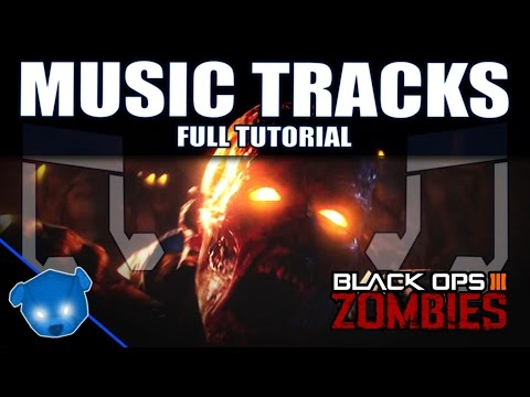 Music Tracks: HOW TO ACCESS MENU! ☆ Black Ops 3 Zombies FIRST LOOK