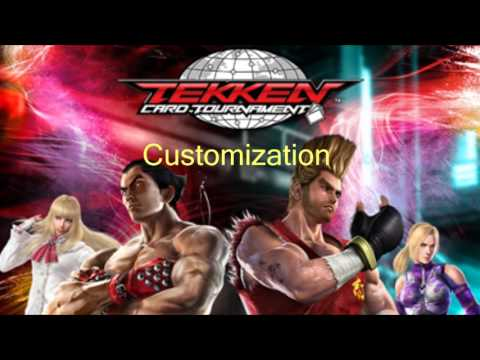 Tekken Card Tournament OST - Customization