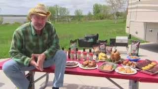 Green Mountain Grills - First Ever AC/DC Powered - Davy Crockett Promo Video