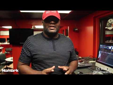 Numark NS6 II -Quick Review W/  DJ RUKIZ @followadj