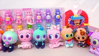Learn Colors With Distroller Toys for Kids, Care Bears & Toddlers - Stories With Toys & Dolls
