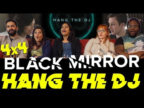 Download Youtube: Black Mirror - 4x4 Hang the DJ - Group Reaction