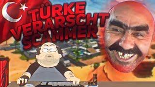 2 Scammer wollen Türkischen Asylanten scammen! Old School #1  Fortnite RdW