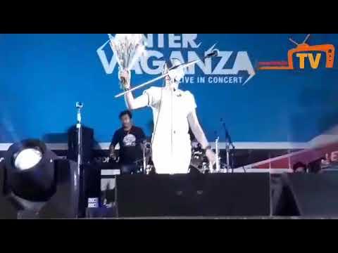 Heboh !!! Konser Nufi Wardhana di GOR Majapahit Kota Mojokerto