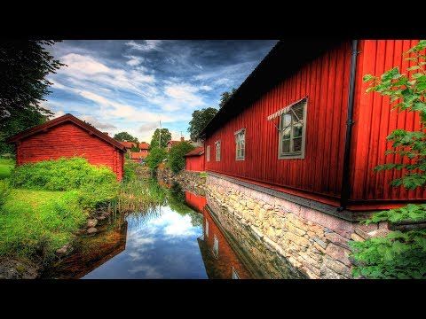 Beautiful Sweden - Four Seasons 4k