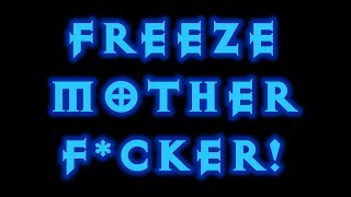 Diablo 3 Freeze Mother F*cker! Witch Doctor Build 2.0.2
