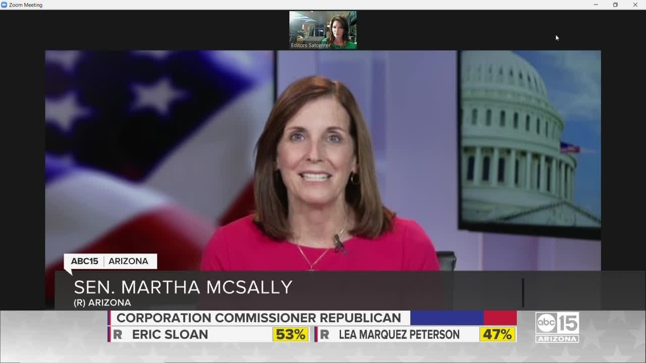 What made the McSally-Kelly debate better TV  and better for ...