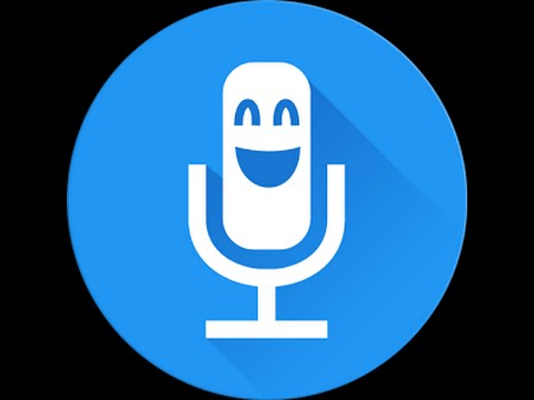 FUNNY VOICE CHANGER APP - YouTube