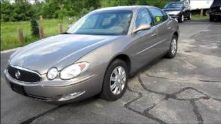 2006 Buick Lacrosse CX Start Up, Engine & In Depth Tour