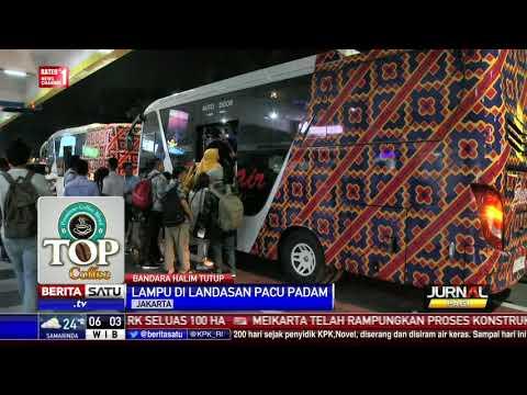 Bandara Halim Perdanakusuma Ditutup Sementara