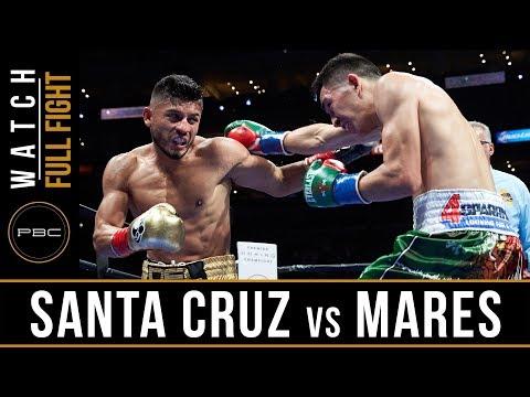 Santa Cruz vs Mares FULL FIGHT: August 29, 2015 - PBC on ESPN