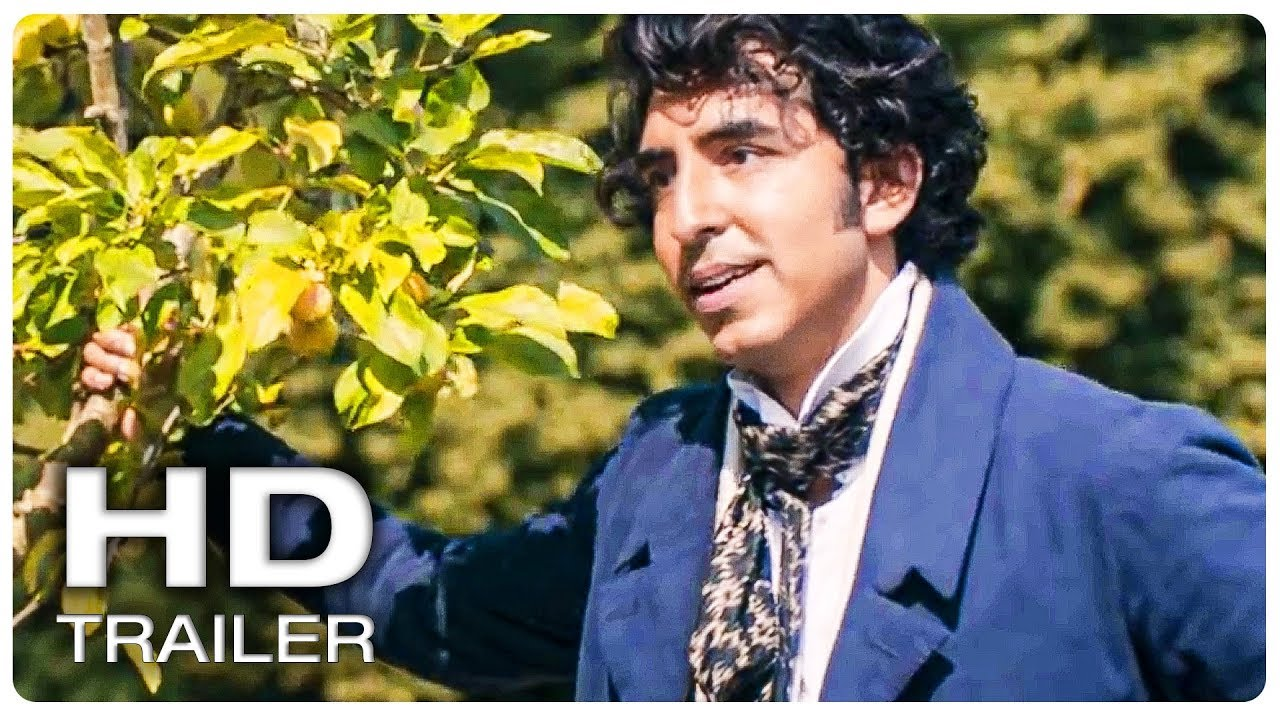 THE PERSONAL HISTORY OF DAVID COPPERFIELD Trailer #1 Official (NEW 2020) Dev Patel Comedy Movie HD