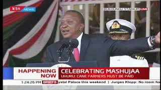 President Kenyatta\'s promises to Kakamega residents | #MashujaaDay2018