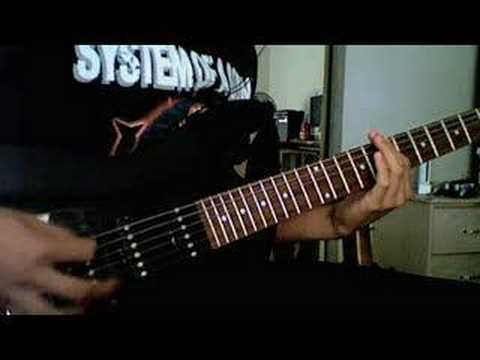 Scars on Broadway Cover: Whoring Streets (Live)