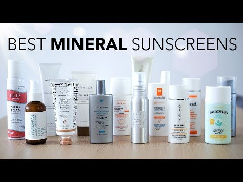 Best 100% Mineral Sunscreens | Review