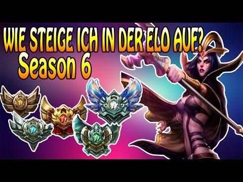 WIE STEIGE ICH AUF? Season 6 Climb - League of Legends