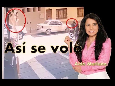 Esto es lo que debes saber de la fuga de Aida Merlano