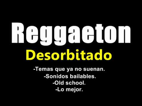 Mix - Reggaeton Old School