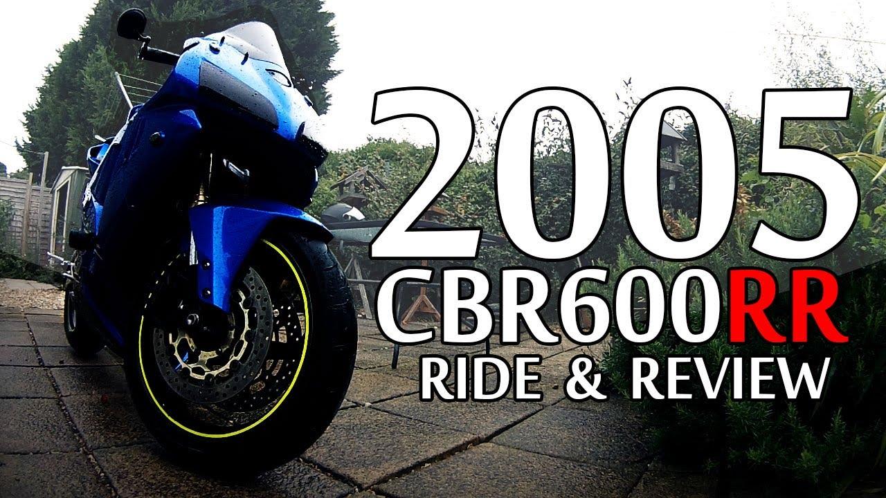 2005 Cbr600rr Ride Review