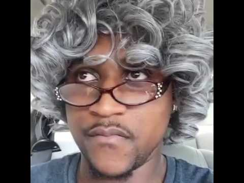 Live in the drive-thru with GG (Full video) 😩👵🏾😂😂