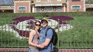 Disneyland Vlog! 1st Visit Pt 2 - Day 12 - Feb 3 - Grand California Adventure Trip 2015