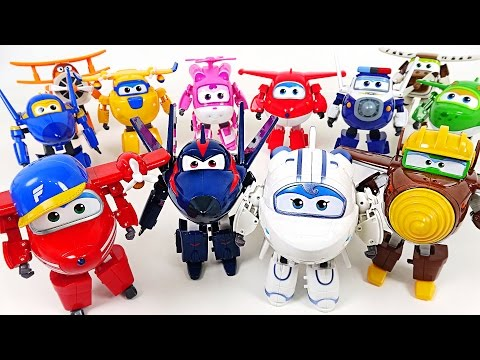 Thumbnail: Awesome!! Super Wings Season 2 New Toys! - Saetbyeol, Doodoo, Pigu, Ace appears! - DuDuPopTOY
