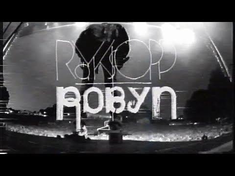 Röyksopp feat. Robyn - Monument (Personal Lifetime Edit)