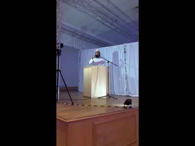 Rahma Mercy event (Leicester)
