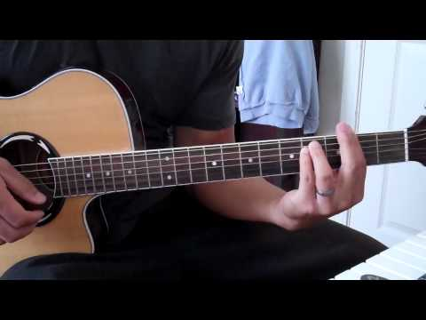 Jack Johnson - Angel (Guitar Cover Practice Session)