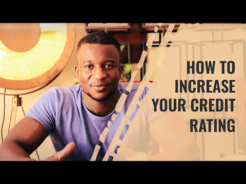 How To Increase Your Credit Rating When You Have Poor Credit