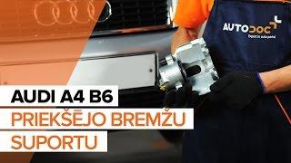 Video instrukcija jūsu automašīnai