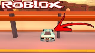 THE SUBSCRIBERS GAVE ME A LAMBORGHINI ON THE ROBLOX JAILBREAK