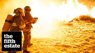 The Fire Within: The Secret Battles of Female Firefighters - the fifth estate