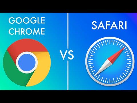 Google Chrome vs Safari - A Detailed Comparison
