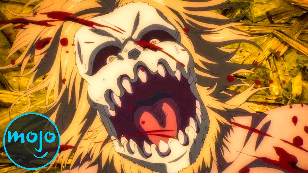 Download Top 10 Brutal Attack on Titan Moments