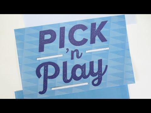 Pick 'n Play Promo